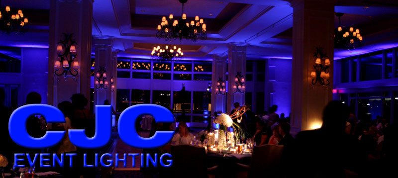 Cjc Event Lighting Before After